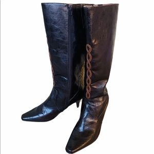 Anne Brown Darby Boots